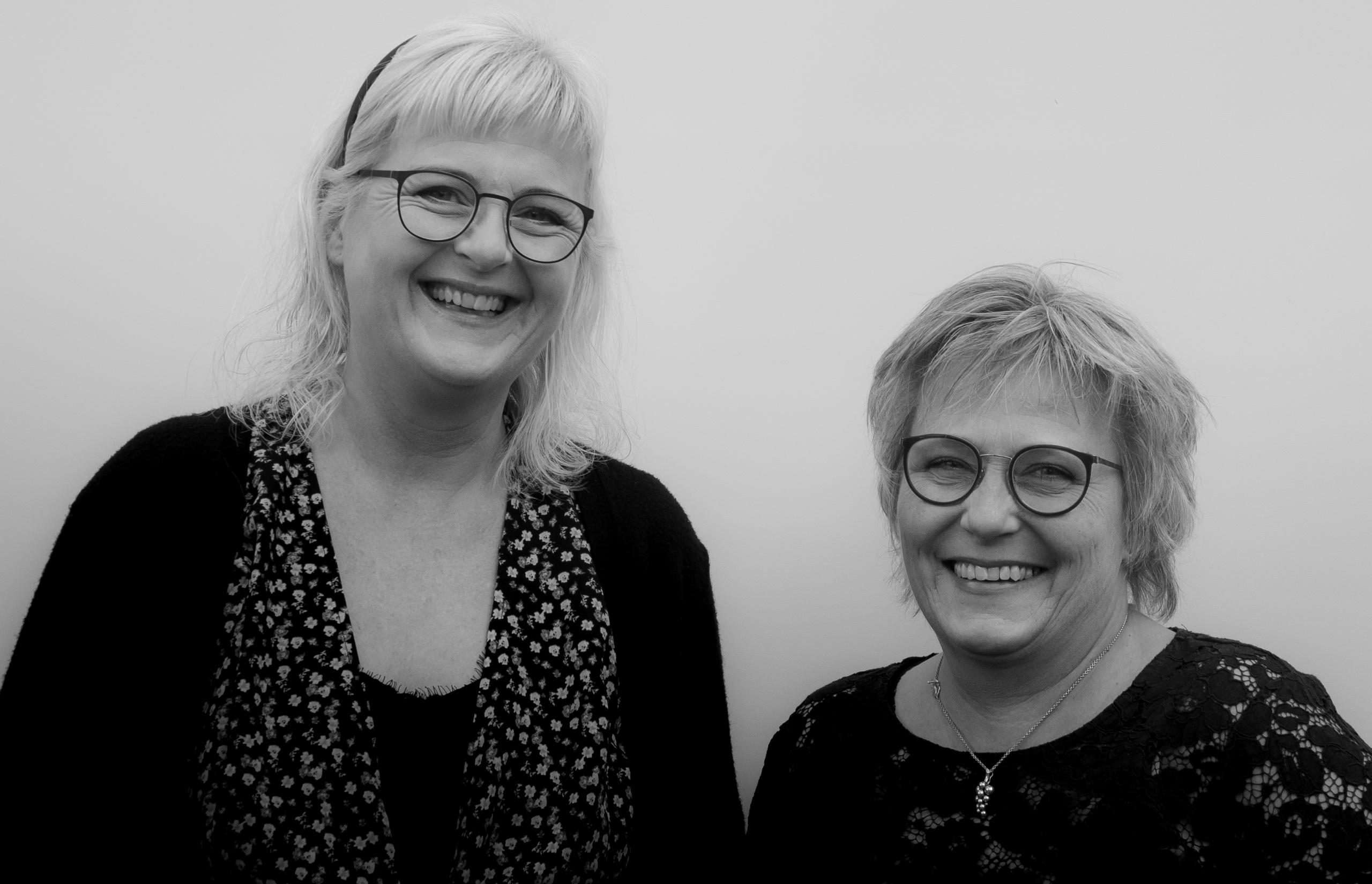 Laila Sonnichen & Dorthe Kreutzer